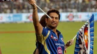 Sachin Tendulkar named 'Icon' of Mumbai Indians for IPL 2014