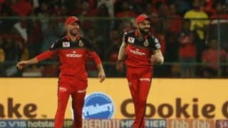 RCB vs KXIP: AB de Villiers blitz hands Royal Challengers Bangalore their third straight win