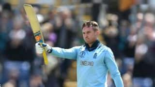 ICC cricket World Cup 2019: England vs Bangladesh, Jason Roy hits century England sets 387 runs target for Bangladesh