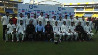 Ranji Trophy: GCA announces INR 3 crores to Gujarat