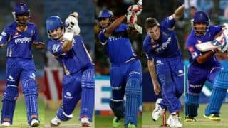 Rajasthan Royals' IPL 7 Player Retentions: The 'moneyball' team retains Shane Watson and promising players