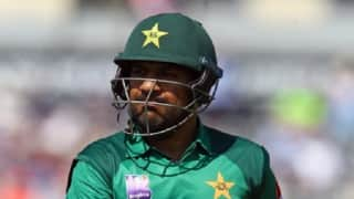 Sarfraz Ahmed reacts after fan calls him 'fat pig' in viral video