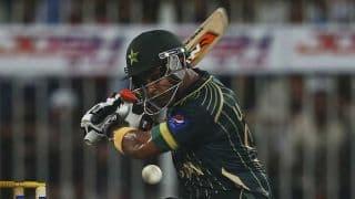 PAK vs ENG: Umar Akmal scores half-century