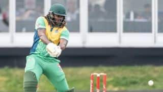 Chris Gayle hammers 122* off 54 balls to help Vancouver Knights register second highest T20 total
