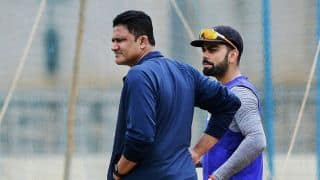 BCCI officials to interact with Kumble, Kohli on sidelines of CT 2017