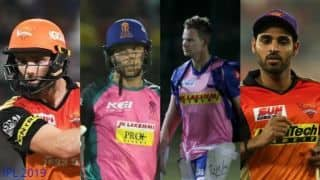 IPL 2019, Sunrisers Hyderabad vs Rajasthan Royals: Players to watch out for