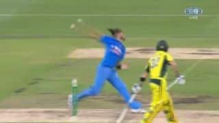 Ishant Sharma's apparent no-ball dismissal of Matthew Wade during India vs Australia 3rd ODI causes social media uproar