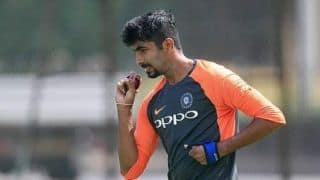 Jasprit Bumrah faces risk of suffering lumbar vertebrae injuries, feels strength and conditioning experts