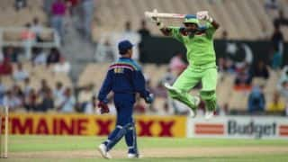 World Cup 1992: Javed Miandad and Kiran More — not really a giant leap for international relations