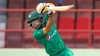 Babar Azam's ton steers Pakistan to 282-5 vs West Indies in 2nd ODI