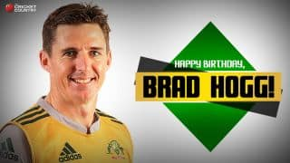 Brad Hogg: Winning the Baggy Green and the 2003 World Cup the biggest highlights of my career