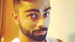 PHOTO: Virat Kohli sports new hairstyle ahead of 2nd Test against Sri Lanka at Colombo