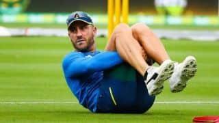 We forgive Sarfraz because he's aplogised: Faf du Plessis