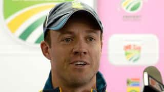 Indian bowling weaker than Pakistan's: AB de Villiers