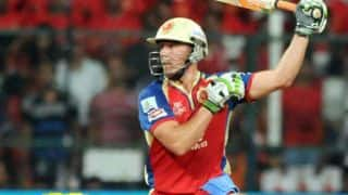 IPL 2014: Royal Challengers Bangalore (RCB) vs Rajasthan Royals (RR), Match 35 at Bangalore