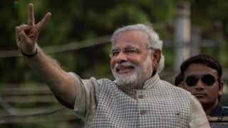 Narendra Modi wishes India luck ahead of ODI series finale against South Africa
