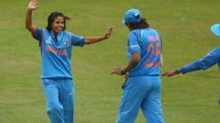 Poonam Yadav sets Indian record, goes past Jhulan Goswami