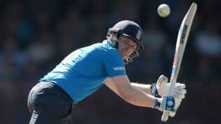 Australia vs England, 1st ODI in Sydney: Eoin Morgan scores a fighting hundred