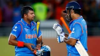 India beat West Indies' record of winning 10 matches in a row in World Cup history