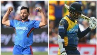 Afghanistan vs Sri Lanka, Match 7, Cricket World Cup 2019, LIVE streaming: Teams, time in IST and where to watch on TV and online in India