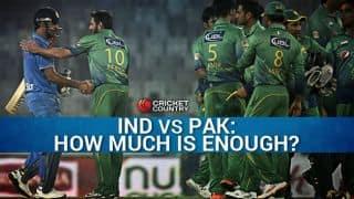 Dear Pakistan, when can we talk cricket?