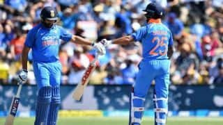 Talking points: Rohit-Dhawan combo resurfaces, Dhoni rolls back the years