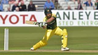 Joe Burns boosts chance of inclusion in Australia Test squad following fifty on debut against Ireland