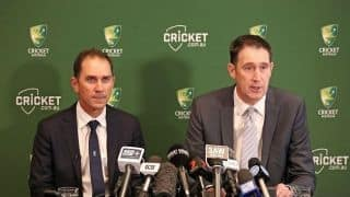 James Sutherland didn't quit because of because of Sandpapergate: Justin Langer
