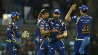 "IPL 2017: ""Need to take momentum to playoffs,"" says Karn Sharma after MI's win over RCB"