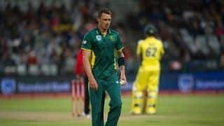 Pacer Dale Steyn ruled out of the ICC Cricket World Cup with injury