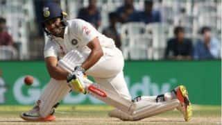 रणजी ट्रॉफी: सौराष्ट्र ने कर्नाटक को 87 रन से दी शिकस्त