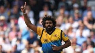 Lasith Malinga to retire from ODIs after first match against Bangladesh