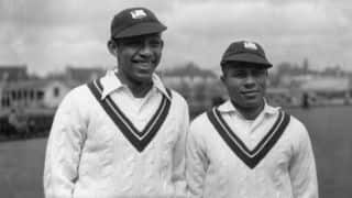 "Kenneth ""Bam Bam"" Weekes — The first USA-born Test Cricketer"