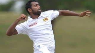 AUS vs SL: चमिका करुणारत्ने को चोटिल लाहिरू की जगह मिला दूसरे टेस्ट में मौका