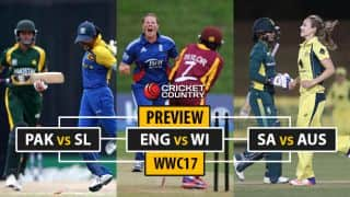 ICC WWC17, Previews: England, Australia look to finish on top; Sri Lanka, Pakistan fight for pride