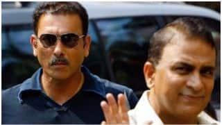 शास्त्री पर बरसे गावस्कर, भारतीय टीम के पिछले विदेशी रिकॉर्ड की दिलाई याद
