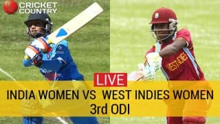 LIVE Cricket Score, India vs West Indies, 3rd ODI at Vijayawada: Hosts win by 15 runs