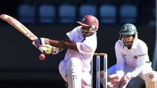 West Indies in complete command of 2nd Test against Bangladesh at Gros Islet