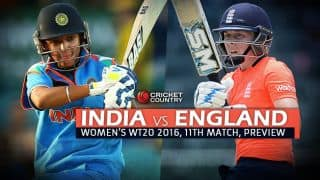 India Women vs England Women, Women's T20 World Cup 2016, Match 11 at Dharamsala, Preview: India meet England in must-win game