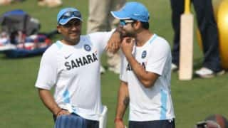 Virender Sehwag sends a 2-line application for Indian team's coach job