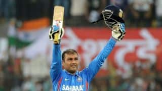 This Day That Year: Virender Sehwag breaks Sachin Tendulkar's ODI record with 219