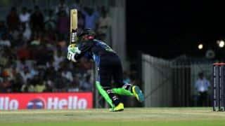 Karthik's century helps Tamil Nadu beat India B to claim Deodhar Trophy 2016-17