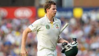 AUS vs SA, 1st Test: Smith not happy with Australia's batting fall down