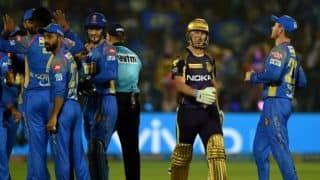 Highlights, IPL 2018 Eliminator, KKR vs RR, Updates: KKR win by 25 runs