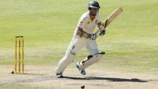 Chris Rogers scores 4th Test hundred during 2nd Test against South Africa