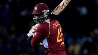 Gayle to miss Ram Slam T20 tournament