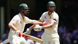 Shaun, Mitchell Marsh's near moment of agony on Day 4, Sydney Test