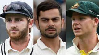 साल 2016 के पांच सबसे सफल टेस्ट कप्तान