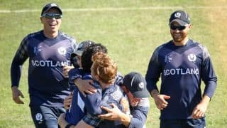 Hong Kong vs Scotland, Live Cricket Score Updates & Ball by Ball commentary, ICC World T20 2016: Group A Round 1, Match 10 at Nagpur