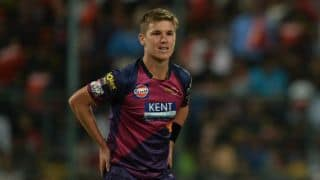 IPL 2017: Adam Zampa eager to meet his former captain MS Dhoni; shares a funny tweet